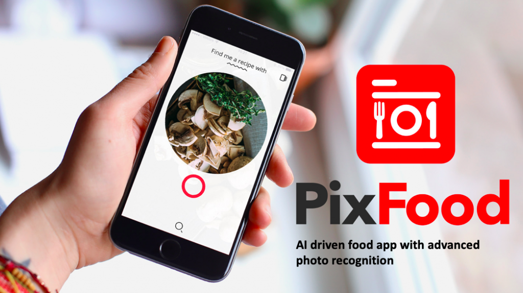 PixFood - an AI-driven digital food assistant powered by AWS